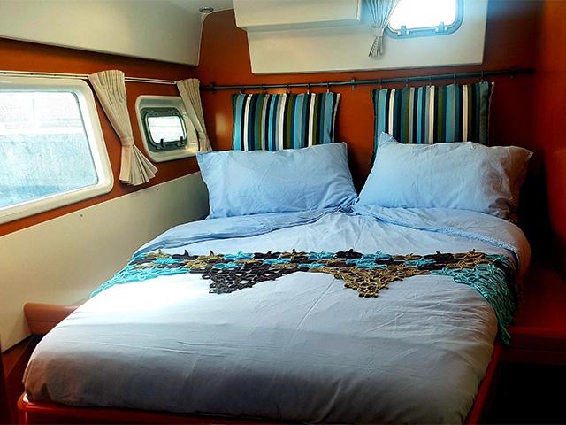 Crociere in catamarano e vacanze in croazia isole dalmate for Noleggio cabina di steamboat