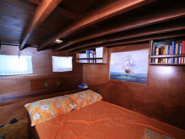Crociere con il caicco in sardegna e corsica noleggio for Noleggio cabina invernale
